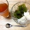 7月1日の食事記録~ロカボな和風パフェ