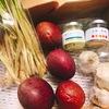 【お取り寄せ】今年最初のパッションフルーツと沖縄の島野菜たち