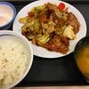 【松屋】お肉たっぷり回鍋肉定食を食べてきた!【期間限定】