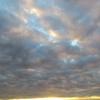 2016年12月7日(水)今朝の空