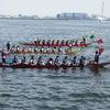 hamatra report 006:「この街に龍のトロフィーを」 横濱ドラゴンボートレース2017 マリノスサポーター出場の全記録
