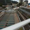高浜原子力発電所付近にて