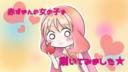 【イラスト素材】赤ずきんの女の子のフリーアイコン