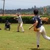 ウガンダ野球教室3日目