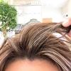 ハイライトが入ってる髪に縮毛矯正はかけれるか?