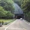 自転車で道志みちを抜けて100km、山中湖へ
