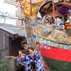 京都・洛中 - 祇園祭*前祭 曳き初め