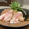 広島市『つけ麺本舗 辛部 広島駅前店』のりかつお つけ麺