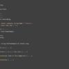 はてなブログのソースコードの色を変更する