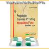 SSRIの副作用がつらい方に。リリカジェネリック、プレガリカのご紹介です♪ 疼痛のお薬ですが海外では抗不安剤としても使われています😊