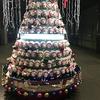 ネズミのクリスマスツリー