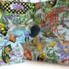 メイキング】お正月和風ページの塗り過程紹介です☆幸せのメヌエットより