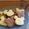 2歳の息子とクッキー作り