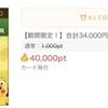 専業主婦の私でも申込みできた「dカードGOLD」が¥20,000相当の高額案件!最大で¥34,000相当が獲得できるチャンスです!
