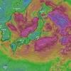 風速、雨、雪、気温などの天気予測を地図で確認できる「Windy.com」が凄すぎる!