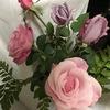 給水スポンジ(オアシス)にバラを挿してフラワーアレンジメント!?