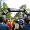 Cyber-shot DSC-TX5で、走りながら撮ったジュネーブマラソンの情景