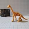 カプセルトイ 恐竜の化石ミュージアム ブラキオサウルス(レビュー)