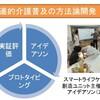 介護ロボティクスの分野でアイデア→プロトタイピング→実証評価のループを早く回したい(1)