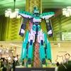 【子鉄】JR上野シンカリオンステーションに行ってきました。8月19日(日)まで!