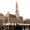 1日滞在のベルギーを心ゆくまで堪能して来たお話