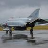 浜松基地のUH60Jと岐阜基地から来たF-4EJ改
