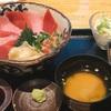 マグロ丼美味しい☆*:.。. o(≧▽≦)o .。.:*☆