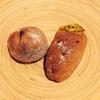 鎌倉の路地裏にある小さなパン屋さんmbs46.7で秋限定のパンを。栗づくし&スイートポテトがぎっしり!噛めば噛むほど味わい深くなる生地もおいしかったです!