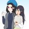 【ウチ姫】クラリスとエマの誕生日記念絵【1週間遅れ】