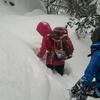 関西の雪山状況
