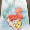 【2020年手帳】第2弾・セリアのディズニー・プリンセス手帳がすごい!少女漫画風手帳も!