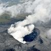 阿蘇山が爆発的噴火