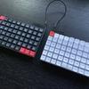 SU120 / te96 自作キーボード試作用基板を用いた作例の紹介