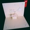 昭和の女が作るポップアップメッセージカード リボン仕様