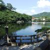 ファミリーにおすすめ 萩市の観光地の明神池を紹介する