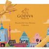ゴディバ「ワンダフル シティー ドリーム コレクション」で5都市の旅へ