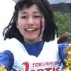 徳島ヴォルティス、チアリーディング部BLUE SPIRITのとわちゃん特集