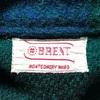 266 『BRENT』 ビンテージ ウールジャケット 50's