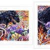 【6月8日(土)】村上隆のシン・ゴジラ&エヴァコラボレーション版画
