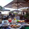 Victoria Falls Hotel(ビクトリアフォールズホテル) : 朝食 Jungle Junction Restaurant