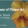 Power of Flower Art  【Photo & Design】
