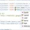 WebMatrix + ASP.NET Web Pages でキレイにコーディングしたい(5)