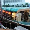 品川発の屋形船で隅田川へ行ったレポート。夜景とお酒と揚げたての天ぷらを楽しむ
