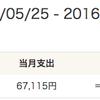 【家計簿】6月は12,885円の黒字。家計簿を5ヶ月続けて気づいたこと。
