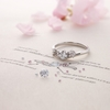 『桜の婚約指輪 (京都の期間限定エンゲージリング)』