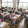 5の2:米作りのインタビュー 授業見学 6の2:研究授業 1年:家庭教育学級