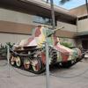 男だってハワイが好きだ2★帰国日「In-Yo陰陽」ー「アメリカ陸軍博物館をチラッと外から」