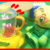 アンパンマンポップンハウスのドキンちゃんポップンジューサーアニメ【アンパンマンYoutubeアニメ動画】