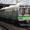 秩父鉄道7500系回送