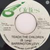 ★新着レコード★Barrington Levy(バーリントンリヴィ) - Teach The Children【7'】